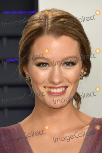 Ashley Hinshaw Photo - 24 February 2019 - Los Angeles California - Ashley Hinshaw 2019 Vanity Fair Oscar Party following the 91st Academy Awards held at the Wallis Annenberg Center for the Performing Arts Photo Credit Birdie ThompsonAdMedia
