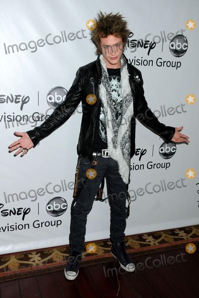 Nick Roux Photo - 10 January 2012 - Pasadena California - Nick Roux Disney ABC 2012 TCA Winter Press Tour held at the Langham Huntington Hotel Photo Credit Byron PurvisAdMedia