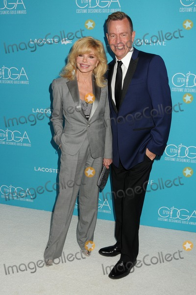Christopher Lawrence Photo - 17 February 2015 - Beverly Hills California - Loni Anderson Christopher Lawrence 17th Annual Costume Designers Guild Awards held at the Beverly Hilton Hotel Photo Credit Byron PurvisAdMedia