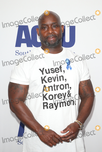 Antron McCay Photo - 7 June 2019 - Los Angeles California - Antron McCay ACLU SoCals 25th Annual Luncheon  held at JW Marriott at LA Live Photo Credit Faye SadouAdMedia