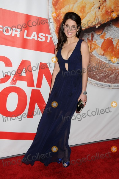Ali Cobrin Photo - 19 March 2012 - Hollywood California - Alexandra Cobrin Ali Cobrin American Reunion Los Angeles Premiere held at Graumans Chinese Theatre Photo Credit Byron PurvisAdMedia