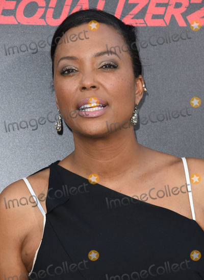 Aisha Tyler Photo - 17 July 2018 - Hollywood  California - Aisha Tyler The Equalizer 2 Los Angeles Premiere held at the TCL Chinese Theatre Photo Credit Birdie ThompsonAdMedia