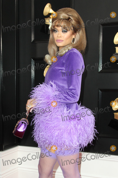 Andra Day Photo - 10 February 2019 - Los Angeles California - Andra Day 61st Annual GRAMMY Awards held at Staples Center Photo Credit AdMedia