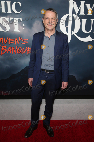 Raven Photo - 29 January 2020 - Hollywood California - Gerard Guillemot Premiere Of Apple TVs Mythic Quest Ravens Banquet held at The Cinerama Dome Photo Credit FSAdMedia