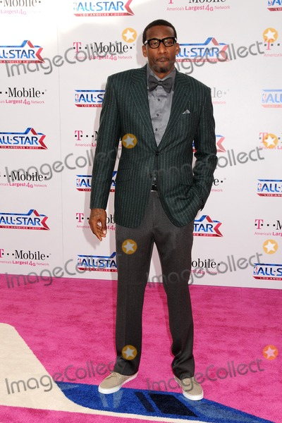 Amare Stoudemire Photo - 20 February 2011 - Los Angeles California - Amare Stoudemire T-Mobile Magenta Carpet at the 2011 NBA All-Star Game held at LA Live Photo Byron PurvisAdMedia