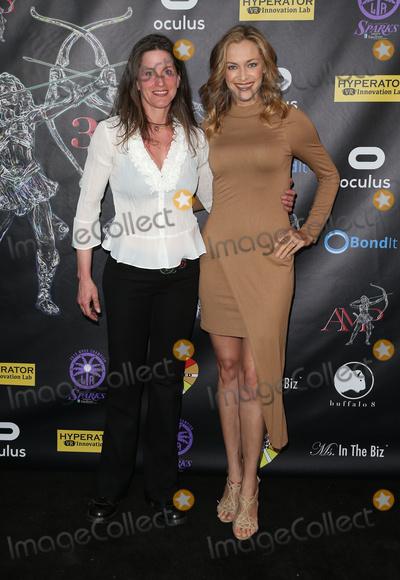 Kristanna Loken Photo - 20 April 2017 - Beverly Hills California - Melanie Wise Kristanna Loken Artemis Women in Action Film Festival - Opening Night Gala Photo Credit AdMedia