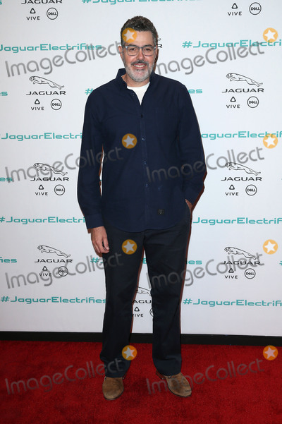 Adam Carolla Photo - 14 November 2016 - Los Angeles California - Adam Carolla Next Era Jaguar Vehicle Unveiling held at Milk Studios Photo Credit AdMedia