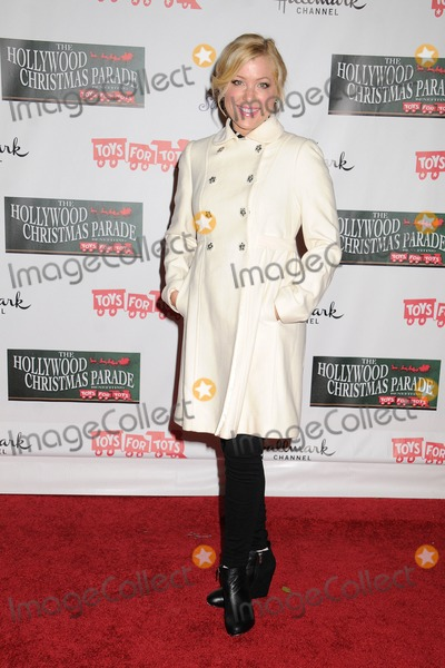 Jennifer Aspen Photo - 25 November 2012 - Hollywood California - Jennifer Aspen 2012 Hollywood Christmas Parade held on Hollywood Blvd Photo Credit Byron PurvisAdMedia