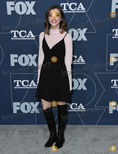 Ashley Boettcher Photo - 07 January 2020 - Pasadena California - Ashley Boettcher FOX Winter TCA 2020 All Star Party held at Langham Huntington Hotel Photo Credit Birdie ThompsonAdMedia