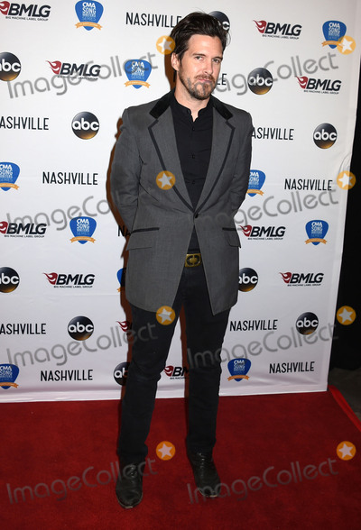 Trent Dabbs Photo - 05 November 2015 - Nashville Tennessee - Trent Dabbs CMA Songwriters Series Featuring The Men Of ABCs Nashville held at the CMA Theater at the Country Music Hall of Fame and Museum Photo Credit Laura FarrAdMedia