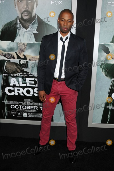 Robbie Jones Photo - 15 October 2012 - Hollywood California - Robbie Jones Alex Cross Los Angeles Premiere held at the Arclight Cinerama Dome Photo Credit Byron PurvisAdMedia