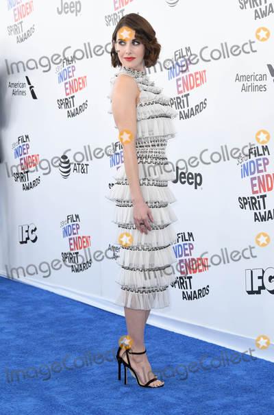 Alison Brie Photo - 03 March 2018 - Santa Monica California - Alison Brie 2018 Film Independent Spirit Awards -Arrivals held at the Santa Monica Pier Photo Credit Birdie ThompsonAdMedia