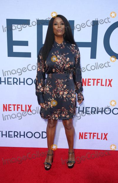 Tasha Smith Photo - 31 July 2019 - Hollywood California - Tasha Smith Photo Call For Netflixs Otherhood held at The Egyptian Theatre Photo Credit FSadouAdMedia