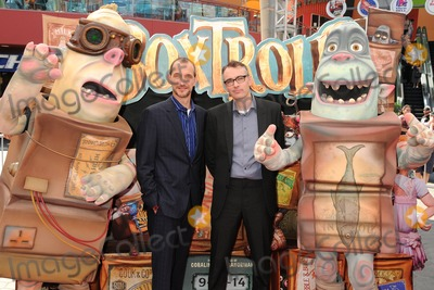Anthony Stacchi Photo - 21 September 2014 - Universal City California - Anthony Stacchi Graham Annable The Boxtrolls Los Angeles Premiere held at Universal CityWalk Photo Credit Byron PurvisAdMedia
