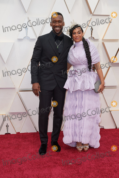 Amatus Sami-Karim Photo - 09 February 2020 - Hollywood California - Mahershala Ali and Amatus Sami-Karim 92nd Annual Academy Awards presented by the Academy of Motion Picture Arts and Sciences held at Hollywood  Highland Center Photo Credit AMPASAdMedia