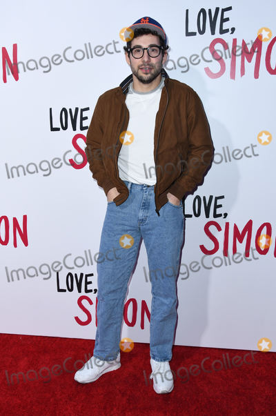 Jack Antonoff Photo - 13 March 2018 - Culver City California - Jack Antonoff Love Simon Los Angeles Special Screening held at Westfield Century City Photo Credit Birdie ThompsonAdMedia