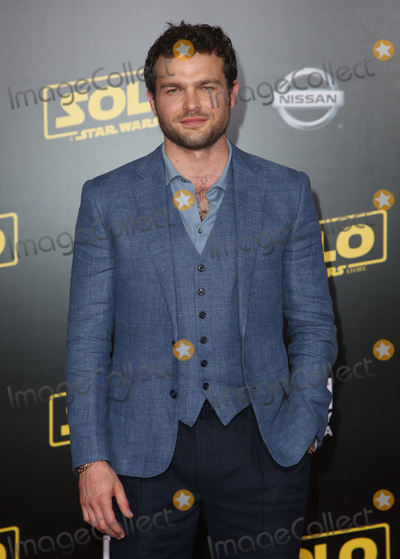 Alden Ehrenreich Photo - 10 May 2018 - Hollywood California - Alden Ehrenreich Solo A Star Wars Story Los Angeles Premiere held at Dolby Theater Photo Credit F SadouAdMedia