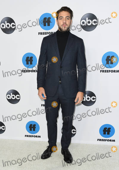 Alberto Frezza Photo - 05 February 2019 - Pasadena California - Alberto Frezza Disney ABC Television TCA Winter Press Tour 2019 held at The Langham Huntington Hotel Photo Credit Birdie ThompsonAdMedia