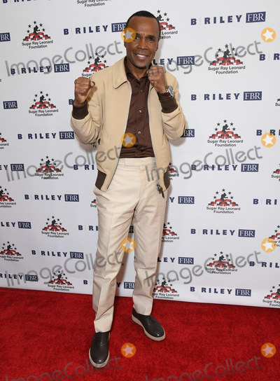 Sugar Ray Photo - 22 May 2019 - Beverly Hills California - Sugar Ray Leonard The 10th Annual Big FIghters Big Cause Charity Boxing Event held at Beverly Hilton Hotel Photo Credit Birdie ThompsonAdMedia