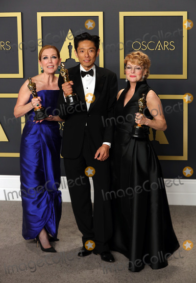 Anne Morgan Photo - 09 February 2020 - Hollywood California -     Anne Morgan Kazu Hiro Vivian Baker attend the 92nd Annual Academy Awards presented by the Academy of Motion Picture Arts and Sciences held at Hollywood  Highland Center Photo Credit Theresa ShirriffAdMedia