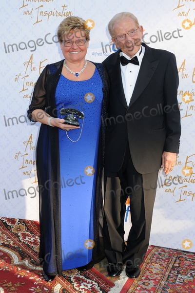 Alfred Mann Photo - 13 October 2013 - Beverly Hills California - Claude Mann Alfred Mann 10th Annual Alfred Mann Foundation Gala held at 9100 Wilshire Blvd Photo Credit Byron PurvisAdMedia