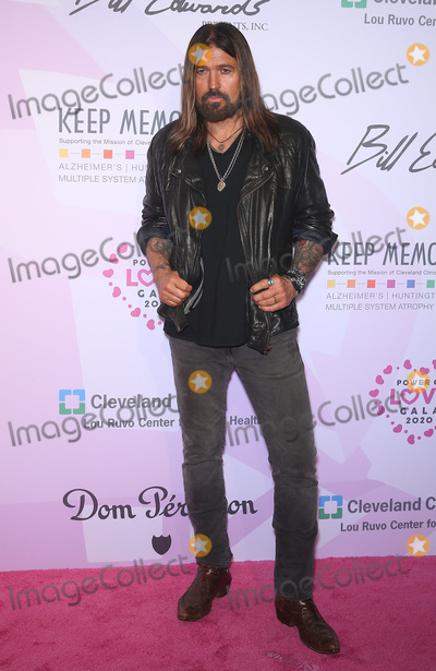 Billy Ray Cyrus Photo - 07 March 2020 - Las Vegas NV - Billy Ray Cyrus  Keep Memory Alive Honors Neil Diamond at 24th Annual Power of Love Gala at MGM Grand Garden Arena Photo Credit MJTAdMedia