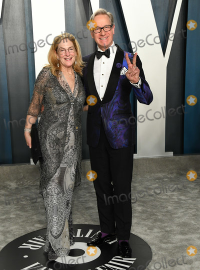 Paul Feig Photo - 09 February 2020 - Los Angeles California -  2020 Vanity Fair Oscar Party following the 92nd Academy Awards held at the Wallis Annenberg Center for the Performing Arts Photo Credit Birdie ThompsonAdMedia