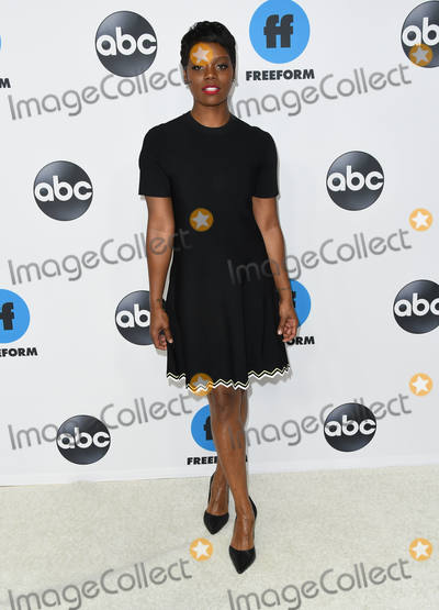 Afton Williamson Photo - 05 February 2019 - Pasadena California - Afton Williamson Disney ABC Television TCA Winter Press Tour 2019 held at The Langham Huntington Hotel Photo Credit Birdie ThompsonAdMedia