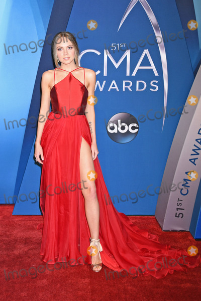 Danielle Bradbery Photo - 08 November 2017 - Nashville Tennessee - object 51st Annual CMA Awards Country Musics Biggest Night held at Music City Center Photo Credit Laura FarrAdMedia
