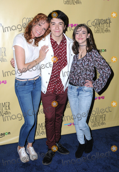 Robyn Photo - 08 July 2016 - Burbank Robyn Lively Sloane Morgan Siegel Ashley Boettcher Arrivals for the Celebration of Amazons Gortimer Gibbons Life On Normal Street Season 2 premiere held at Racers Edge Indoor Karting Photo Credit Birdie ThompsonAdMedia