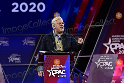 Glenn Beck Photo - Glenn Beck Blaze TV speaks at the Conservative Political Action Conference (CPAC) at the Gaylord National Resort and Convention Center in National Harbor Maryland on Saturday February 29 2020Credit Ron Sachs  CNPAdMedia