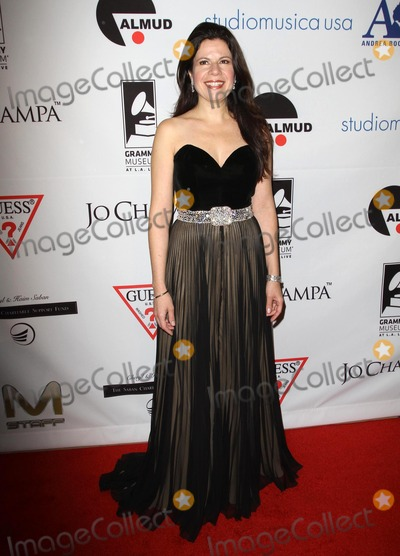 Ana Martinez Photo - 9 December 2011 - Beverly Hills California - Ana Maria Martinez Andrea Bocelli Launches The Andrea Bocelli Foundation Gala Held At Beverly Hilton Hotel Photo Credit Kevan BrooksAdMedia