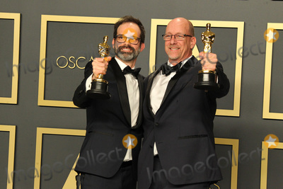 Andrew Buckland Photo - 09 February 2020 - Hollywood California - Andrew Buckland Michael McCusker 92nd Annual Academy Awards presented by the Academy of Motion Picture Arts and Sciences held at Hollywood  Highland Center Photo Credit AdMedia