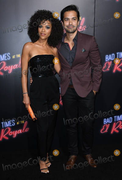 Alvina August Photo - 22 September 2018 - Hollywood California - Alvina August Bad Times at El Royale Los Angeles Premiere held at the TCL Chinese Theatre Photo Credit Birdie ThompsonAdMedia