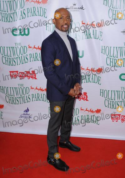 Montel Williams Photo - 26 November  2017 - Hollywood California - Montel Williams The 86th Annual Hollywood Christmas Parade held at Hollywood Blvd  in Hollywood Photo Credit Birdie ThompsonAdMedia