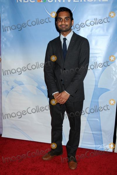 Aziz Ansari Photo - 13 January 2011 - Pasadena California - Aziz Ansari NBC Universal Press Tour All-Star Party held at the Langham Huntington Hotel and Spa Photo Byron PurvisAdMedia