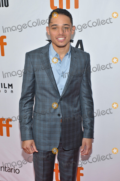 Anthony Ramos Photo - 09 September 2018 - Toronto Ontario Canada -  Anthony Ramos A Star Is Born premiere during 2018 Toronto International Film Festival at Roy Thomson Hall Photo Credit Brent PerniacAdMedia