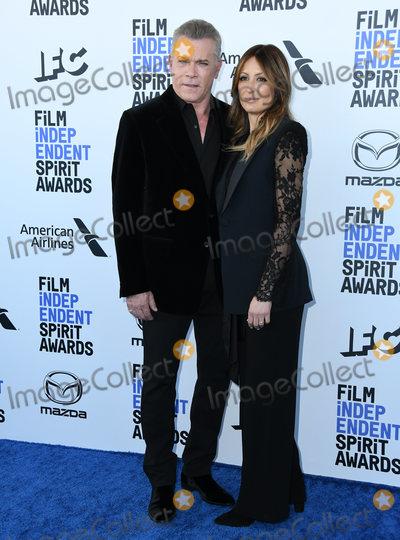 Ray Liotta Photo - 08 February 2020 - Santa Monica - Ray Liotta 2020 Film Independent Spirit Awards - Arrivals held at Santa Monica Pier Photo Credit Birdie ThompsonAdMedia