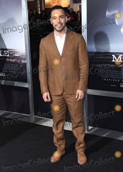 Victor Rasuk Photo - 10 December 2018 - Westwood California - Victor Rasuk The Mule Los Angeles Premiere held at Regency Village Theater Photo Credit Birdie ThompsonAdMedia