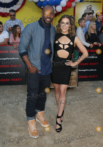 Stephen Boss Photo - 09 August 2016 - Westwood California - Stephen Boss tWitch Allison Holker Sausage Party Los Angeles Premiere held at Regency Village Theatre Photo Credit SammiAdMedia