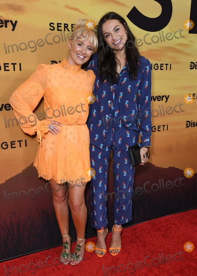 Nicky Whelan Photo - 23 July 2019 - Beverly Hills California - Nicky Whelan Christina Ochoa Discoverys Serengeti Los Angeles Special Screening held at The Wallis Annenberg Center for the Performing Arts Photo Credit Birdie ThompsonAdMedia