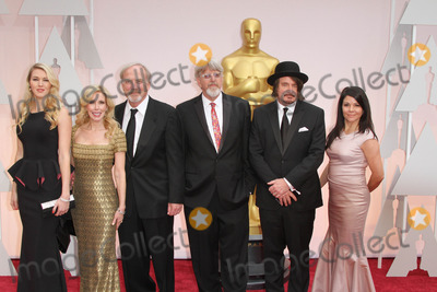 Ashley Campbell Photo - 22 February 2015 - Hollywood California - Ashley Campbell Kim Campbell director James Keach producer Trevor Albert songwriter Julian Raymond  87th Annual Academy Awards presented by the Academy of Motion Picture Arts and Sciences held at the Dolby Theatre Photo Credit AdMedia