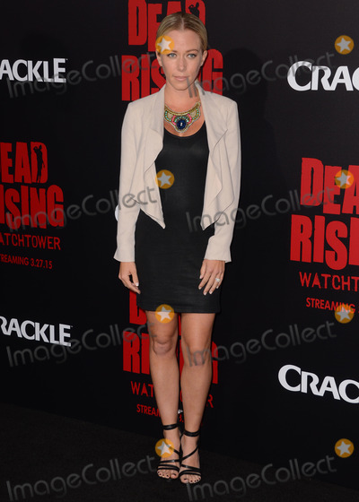 Kim Novak Photo - 11 March 2015 - Los Angeles California - Kendra Wilkinson  Arrivals for Crackles world premiere original feature film Dead Rising Watchtower held at the Kim Novak Theater at Sony Pictures Studios Photo Credit Birdie ThompsonAdMedia