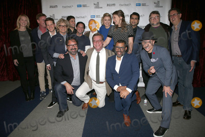 Michael Greene Photo - 01 February 2018 - Beverly Hills California - Vanessa Taylor Steven Rogers Graham Moore Claudia Eller Michael H Weber Scott Neustadter Michael Green Greta Gerwig Emily V Gordon Kumail Nanjiani Guillermo Del Toro David A Goodman James Mangold Aaron Sorkin Jordan Peele and Virgil Williams 2018 Writers Guild Beyond Words Photo Credit F SadouAdMedia