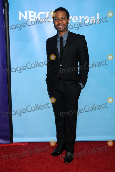Andre Holland Photo - 6 January 2013 - Pasadena California - Andre Holland NBC Universal 2013 Winter Press Tour - Day 1 held at the Langham Huntington Hotel  Spa Photo Credit Byron PurvisAdMedia