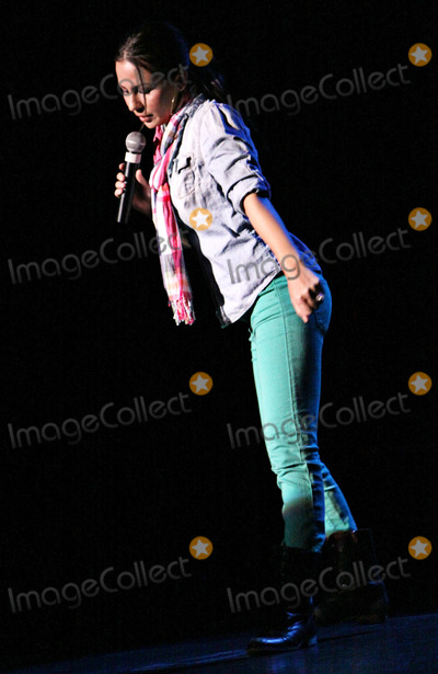 Anjelah Johnson Photo - January 21 2012 - Atlanta GA - ActressComedian Anjelah Johnson performed at the Buckhead Theater for two sold-out shows  Opening for Johnson was comedian Nate Bargatze