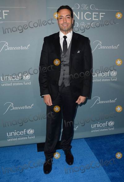 Mohammed Al Turki Photo - 14 January 2014 - Beverly Hills California - Mohammed Al Turki Arrivals for the 2014 UNICEF Ball honoring Michael Douglas at the Beverly Wilshire Hotel in Beverly Hills Ca Photo Credit Birdie ThompsonAdMedia