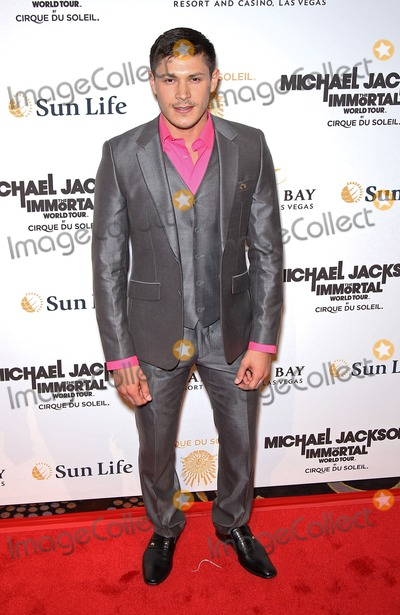 Alex Meraz Photo - 03 December 2011 - Las Vegas Nevada - Alex Meraz  Michael Jackson THE IMMORTAL World Tour at Mandalay Bay Resort and Casino  Photo Credit MJTAdMedia