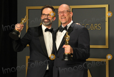 Michael Bubl Photo - 09 February 2020 - Hollywood California - Andrew Buckland Michael McCusker 92nd Annual Academy Awards presented by the Academy of Motion Picture Arts and Sciences held at Hollywood  Highland Center Photo Credit AdMedia