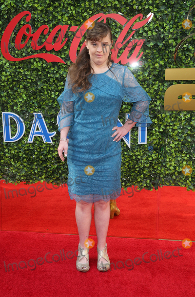 Jamie Sal Photo - 4 January 2020 - Beverly Hills California - Jamie Brewer the 7th Annual Gold Meets Golden Brunch  held at Virginia Robinson Gardens and Estate Photo Credit FSAdMedia